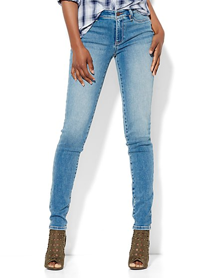 Soho Jeans - Curvy Legging - New York & Company