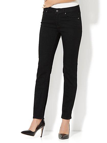 Soho Jeans - Curvy Skinny - Black - Tall - New York & Company