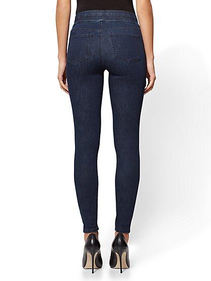 High waisted jeans new york