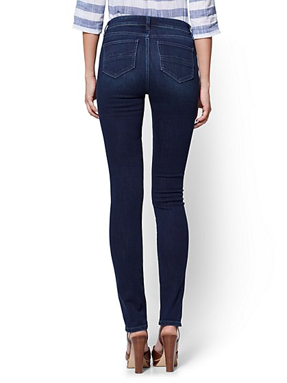 Tall high waisted jeans