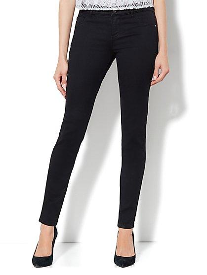 Soho Jeans - Legging - Black - New York & Company