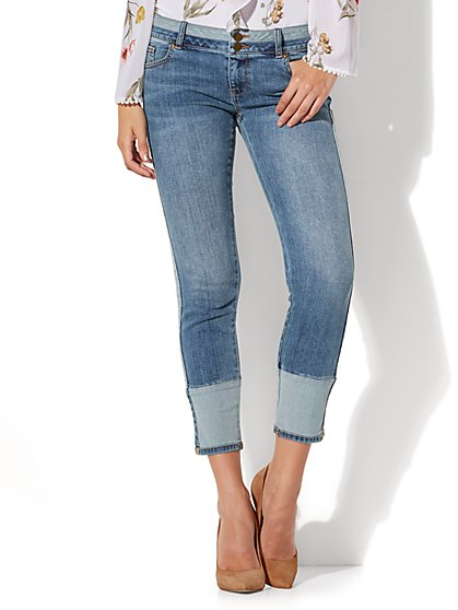 Soho Jeans - Reworked Boyfriend - New York & Company