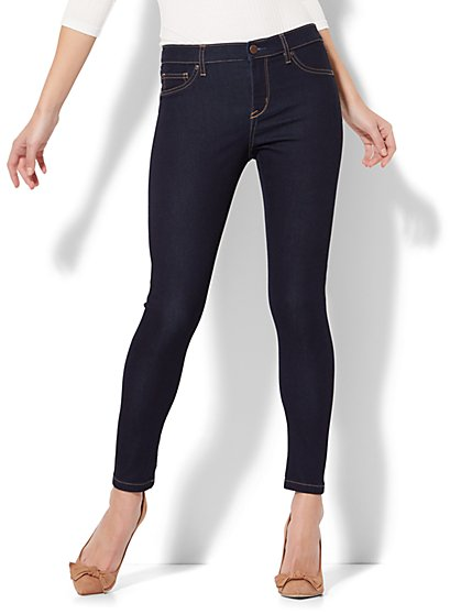Soho Jeans - Seamless Ankle - Rinse - New York & Company