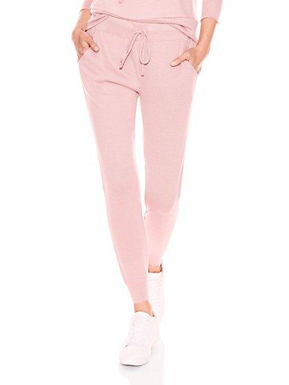 Soho Street - Super-Soft Knit Jogger Pant - New York & Company