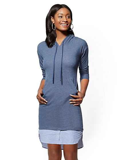 Soho Street - Twofer Dress - New York & Company