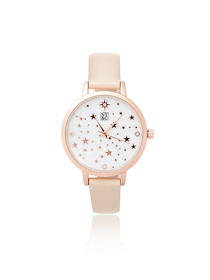 Sparkling Star Watch - New York & Company