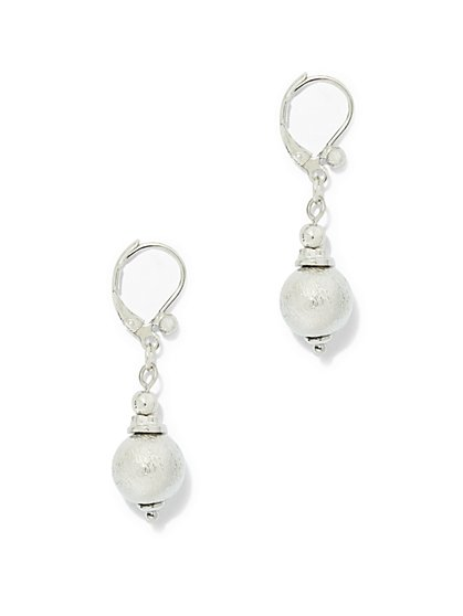 Spherical Drop Earring  - New York & Company