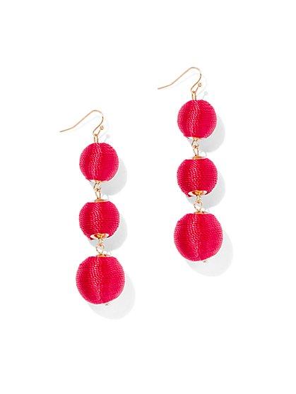 Spherical Drop Earring - New York & Company