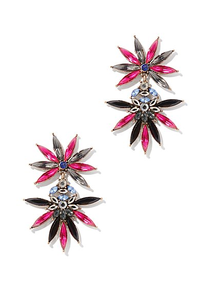 Starburst Drop Earring - New York & Company