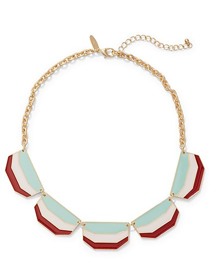 Statement Collar Necklace  - New York & Company