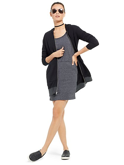 Sweatshirt Dress - New York & Company
