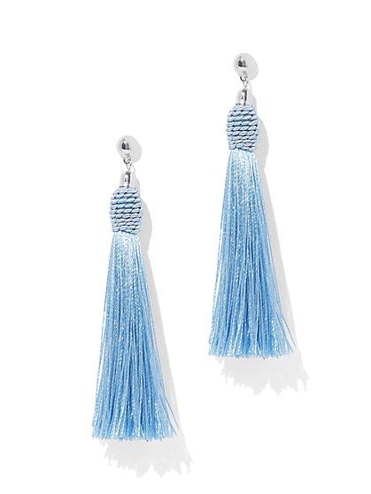 Tassel Drop Earring - New York & Company
