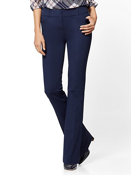 The Audrey Pant - Bootcut - Petite - New York & Company