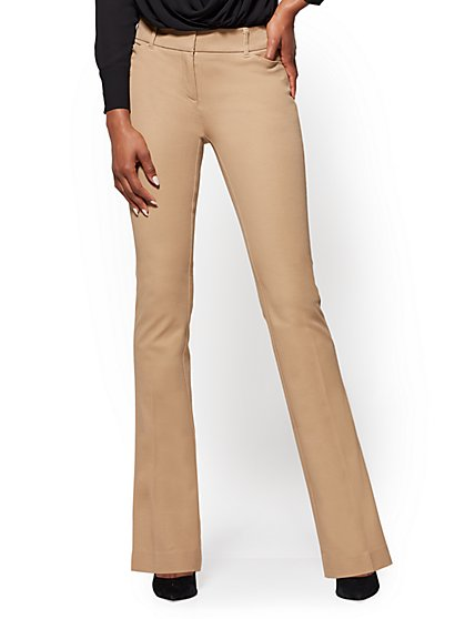 The Audrey Pant - Bootcut - New York & Company