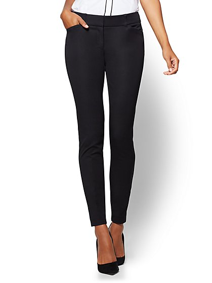 The Audrey Pant - Curvy - Solid - Tall - New York & Company