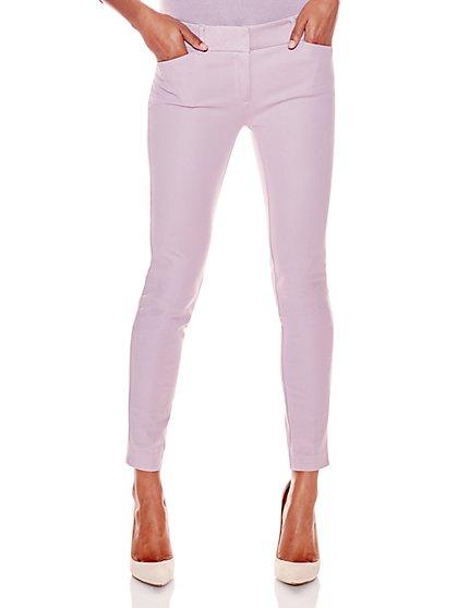 The Audrey Pant - Slim Leg - Solid - New York & Company