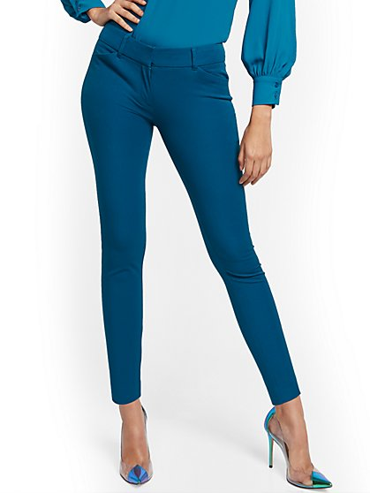 The Audrey Pant - Slim Leg - Solid - New York & Company