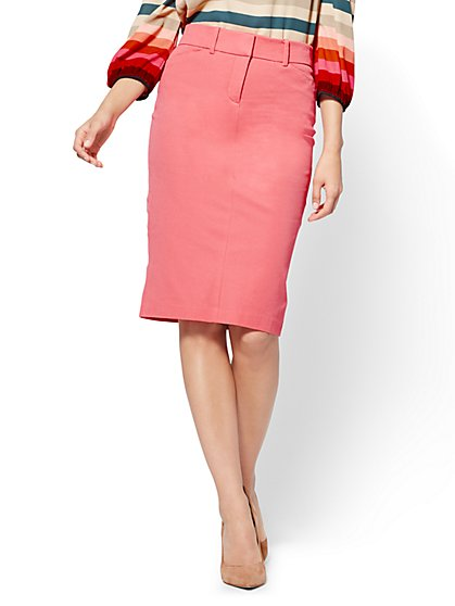 The Audrey Pencil Skirt - New York & Company