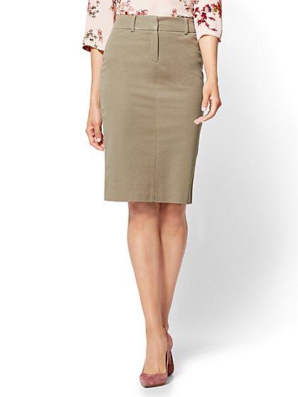 The Audrey Pencil Skirt - New York & Company