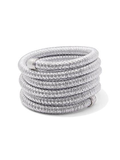 Threaded Coil Bracelet - New York & Company