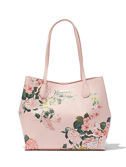 Tote Bag - Floral  - New York & Company