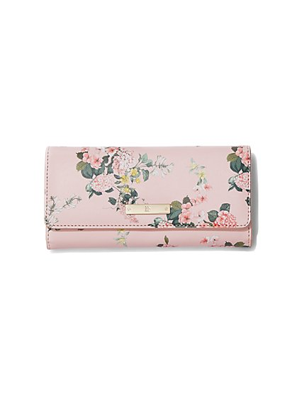 Wallet - Floral  - New York & Company