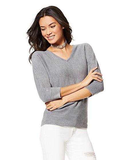 Waverly Dolman Sweater - New York & Company