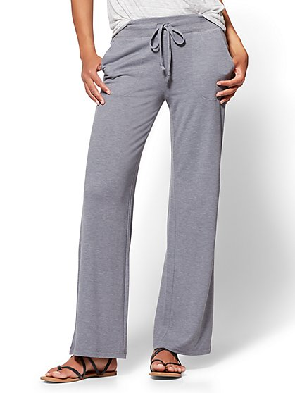 Wide-Leg Drawstring Pant - New York & Company
