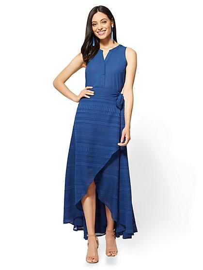 Wrap Midi Skirt - New York & Company