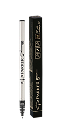Parker 5TH<sup>TM</sup> Refill - Black medium nib