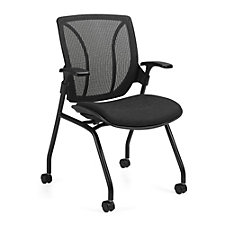 Roma Mesh Back Nesting Chair, CH51698