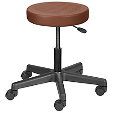 Encompass Adjustable Height Vinyl Task Stool , CH50638