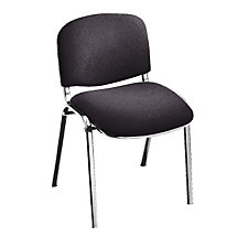 Armless Fabric Stacking Chair, CH00944