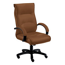 Folio High Back Leather Executive Chair, CH01057