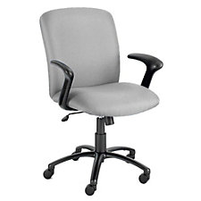 Fabric Big and Tall Chair with Arms, CH02475