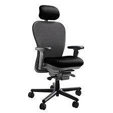 CXO Mesh Back Heavy Duty Ergonomic Chair with Headrest, CH04061
