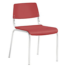 Arc Armless Thermoplastic Guest Chair, CH50996