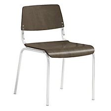 Arc Armless Molded Wood Guest Chair, CH50998