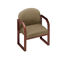 Contour Back Guest Chair with Arms, CH01238