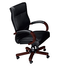 Mercado High Back Leather Executive Chair, CH02388