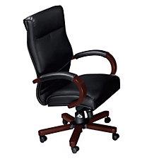 Mercado High Back Leather Executive Chair, CH02388