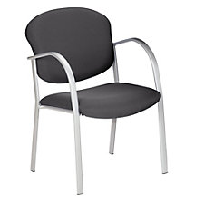 Silver Frame Stack Chair, CH03678