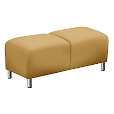"""Parkside Two Seat Bench - 43""""W, CH51521"""