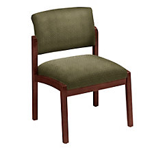 Lenox Designer Upholstery Armless Guest Chair, CH04253