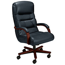 Horizon High Back Leather Executive Chair, CH01627