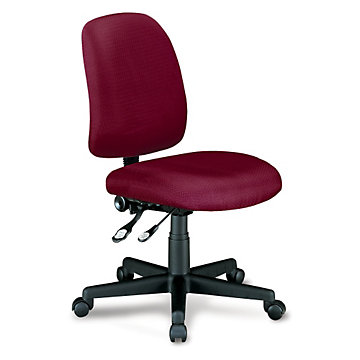 Computer Chair with Built in Lumbar Support, 118-2-801