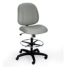 Heavy Duty Armless Drafting Chair, CH02078