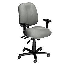 Soft Sit Mid Back 24 Hour Ergonomic Chair, CH01765