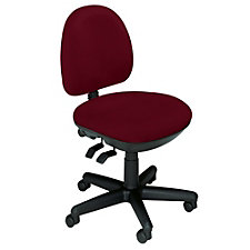 Workmate Armless Ergonomic Chair, CH01796