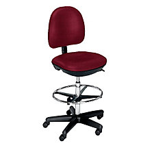 Armless Low Back Drafting Chair, CH02086